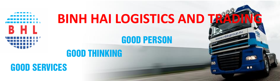BINH HAI LOGISTICS AND TRADING  Co., ltd