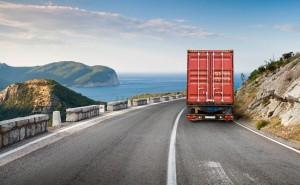 vận tải nội địa đường bộ