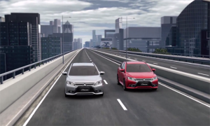 Mitsubishi Grand Lancer 2017 – cạnh tranh Toyota Altis